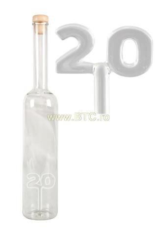 Sticla aniversare 3