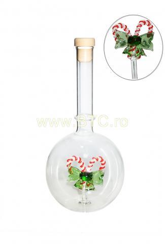 Sticla ornament Craciun